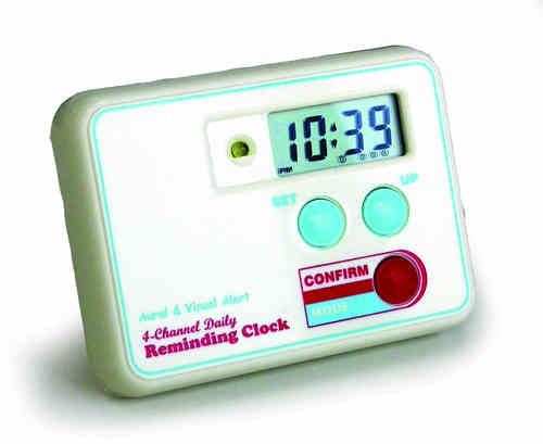 Reminding Clock (Once per day) - TabTimer TT1-0SQ