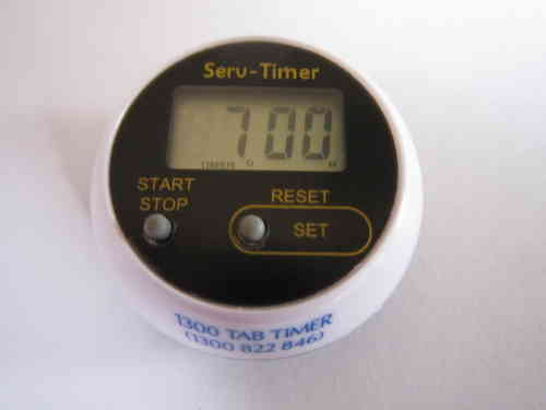 7 Day / 1 Week Pet Treatment Timer - TT1-07PET