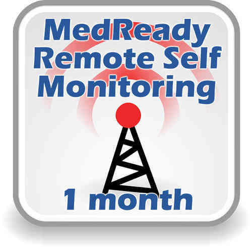 MedReady Remote Monitoring Subscription - 1 month - MR-SUB01