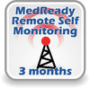 MedReady Remote Monitoring Subscription - 3 months SAVE $9.90! - MR-SUB03