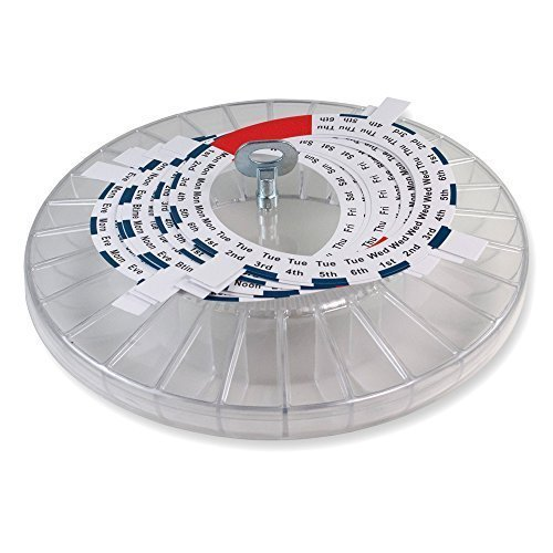 Spare Tray For Automatic Pill Dispenser Tabtimer Tt6 28xt