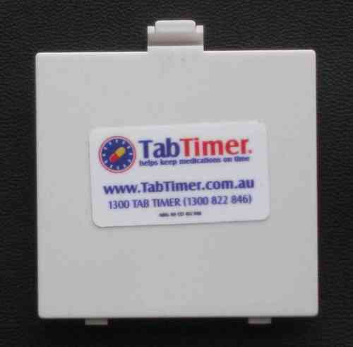 Spare Battery Cover for Automated Pill Dispenser - TabTimer TT6-28-BATTCOV