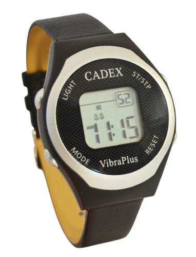 epill Cadex VibraPlus 8 Alarm Vibrating Medication Reminder Watch - TTW-CAD-VP8