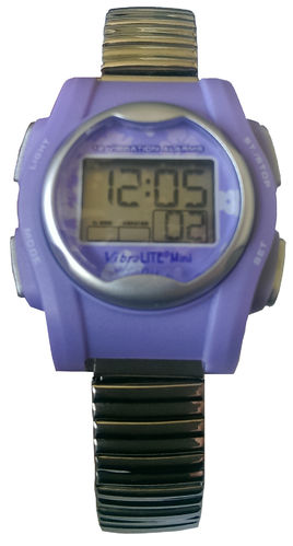 VibraLITE 12 MINI - Flexi Stretch Band - Vibrating Watch - TTW-VM-FLEX