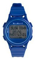 WatchMinder 3 - Blue - vibrating watch reminder system WM3-BLU