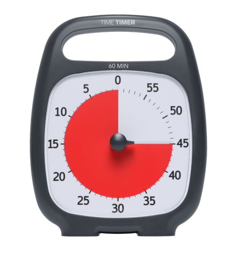 Time Timer PLUS® 60 Minute -TT-TTP60-CHA