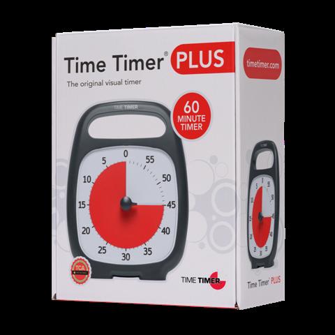 Time Timer PLUS® 60 Minute - productivity timer & autism clock