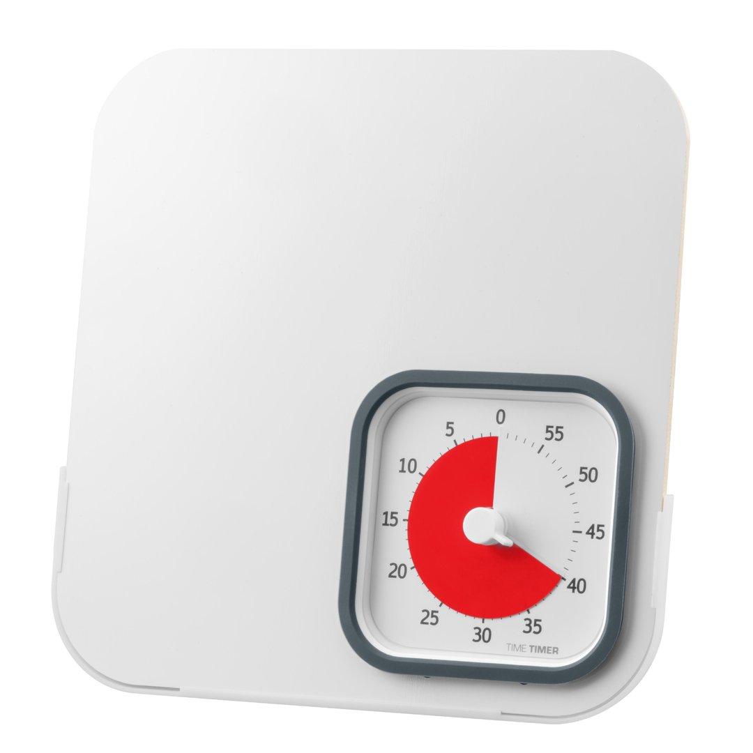Time Timer MOD Dry Erase White Board TT-TTMB60 - visual