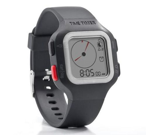 Time Timer Watch PLUS Large -visual countdown watch