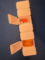 Pill Storage Boxes