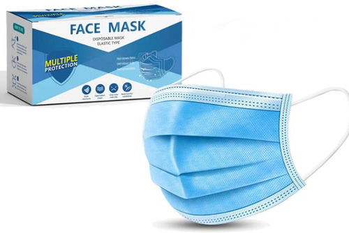 Disposable Face Mask - Triple Layer - 50 pack - non medical