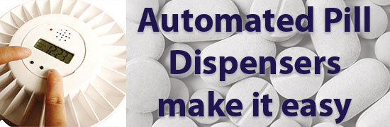 Automated Pill Dispensers